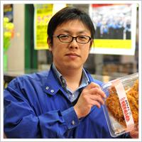 惣菜コーナーマネージャー